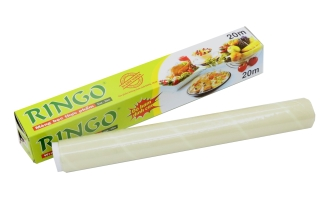 Plastic food wrap
